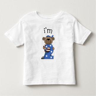 Im oso de 2 cumpleaños t-shirts