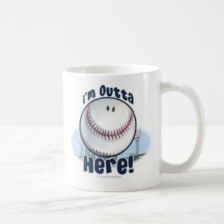 I'm Outta Here! Mug