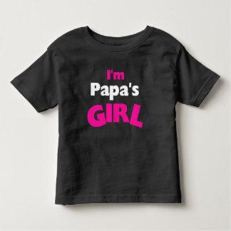 I'm Papa's Girl Toddler T-shirt