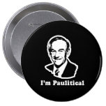 I'M PAULITICAL BUTTONS