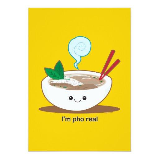 I'm Pho Real Card