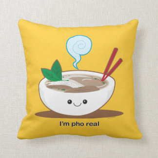 I'm Pho Real Pillows