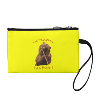 I'm Playful to a Point! Coin Wallet
