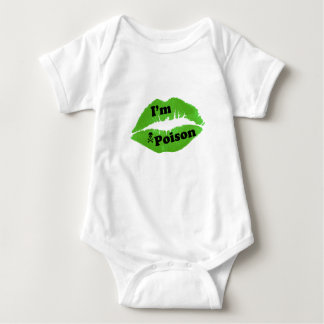 I'm Poison Infant T-shirt