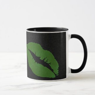 I'm Poison Mugs - Green