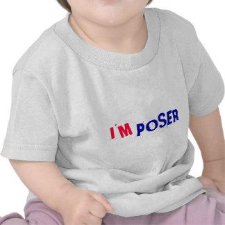I'M, POSER TEES
