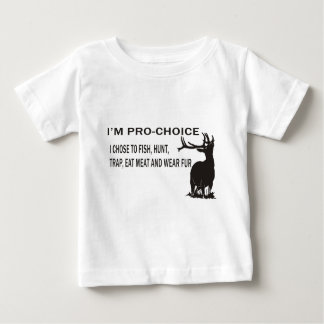 IM_PRO-CHOICE_ELK BABY T-Shirt