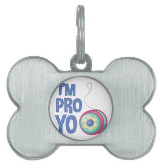 Im Pro Yo Pet Tag