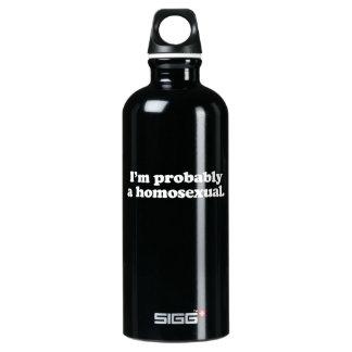 I'm probably a homosexual SIGG traveler 0.6L water bottle