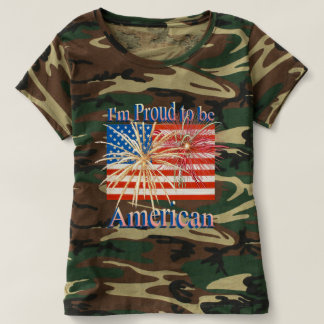 I'm Proud to be an American Shirt