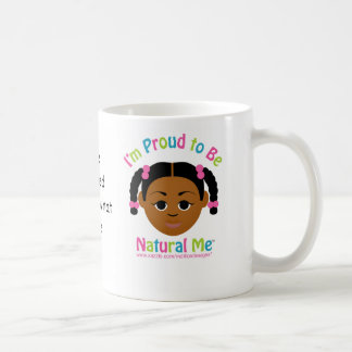 I'm Proud to Be Natural Me! Coffee Mug