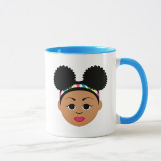 I'm Proud to Be Natural Me Mugs by MDillon Designs