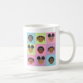 I'm Proud to Be Natural Me! Tile Gifts! Coffee Mug