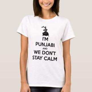 I'm Punjabi and We Don't Keep Calm T-Shirt