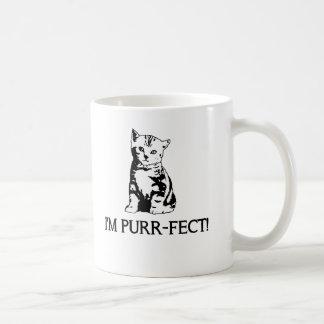 I'm Purr-Fect! Coffee Mug