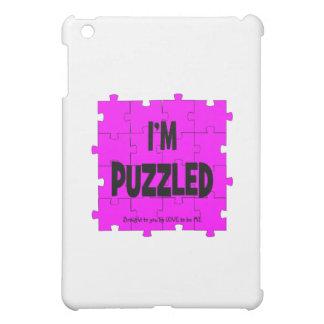 I'M PUZZLED - LOVE TO BE ME iPad MINI CASE