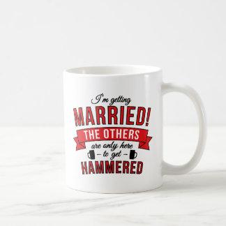 Im que conseguía casó los otros está solamente taza clásica