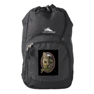 Im que piensa en usted mochila