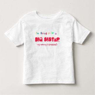 ¡Im que va a ser una hermana grande! T-shirts