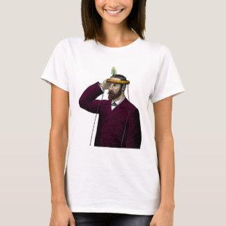 I'm Reading Your Mind - Vintage Illustration T-Shirt