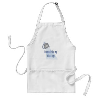 """I'm Ready for my Close-up"" Adult Apron"