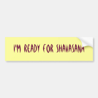Shavasana Yoga Gifts on Zazzle