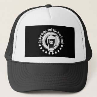 I'm Real Crafty! Craft Beer is my Craft Project! 2 Trucker Hat