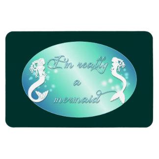 I'm really a mermaid magnet