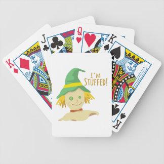 Im rellenado baraja de cartas