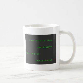 im rich! coffee mug
