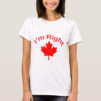 Im Right T-Shirt