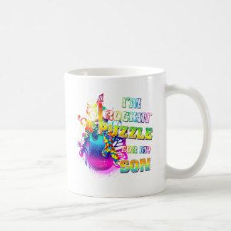 I'm Rockin' a Puzzle for my Son Coffee Mug
