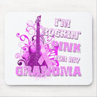 I'm Rockin' Pink for my Grandma Mouse Pad
