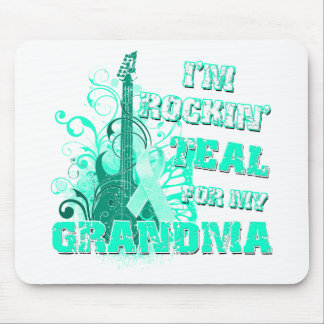 I'm Rockin' Teal for my Grandma Mouse Pad