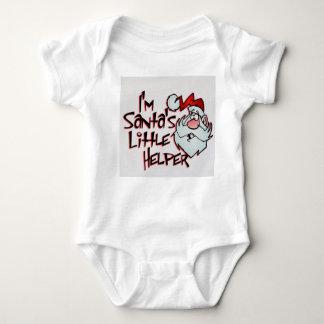 I'm Santa's Little Helper Infant Creeper