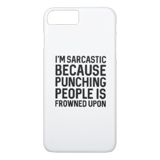 I'm Sarcastic iPhone 8 Plus/7 Plus Case