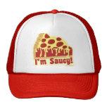 I'm Saucy Mesh Hats