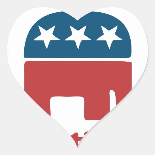 I'm Scared Mittless Heart Sticker
