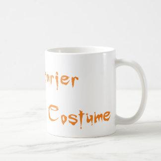 I'm Scarier Without a Costume Coffee Mug