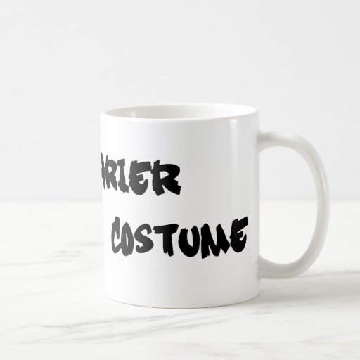 I'm Scarier Without a Costume Mugs