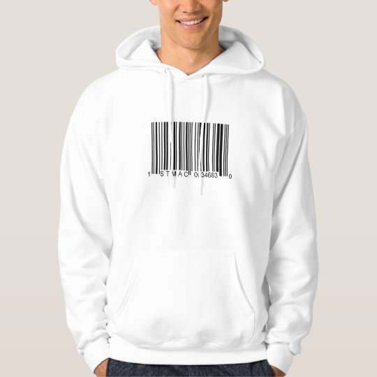 I'm secretly a robot hoodie