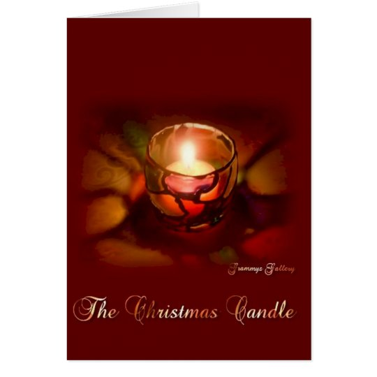 I'm sending you a Christmas Wish Card