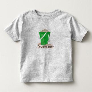 I'm shovel-ready! tee shirt