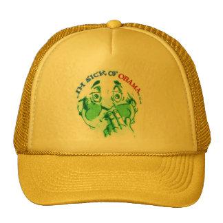 I'm SICK of Obama Trucker Hat
