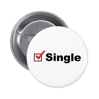 I'm Single And Available Button
