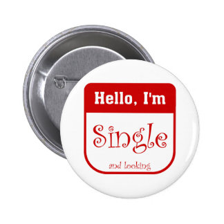 I'm single and looking button
