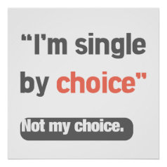 I'm Single Poster