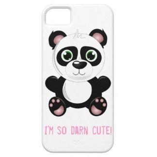 I'm So Darn Cute Iphone Case iPhone 5 Case