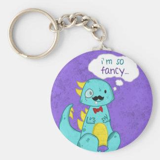 I'm So Fancy keychain