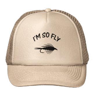 I'M SO FLY TRUCKER HAT